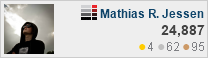 profile for Mathias R. Jessen at Server Fault, Q&A for professional system and network administrators