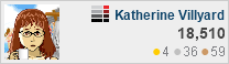 profile for Katherine Villyard at Server Fault, Q&A for system and network administrators
