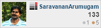 profile for SaravananArumugam at Server Fault, Q&A for system administrators and desktop support professionals